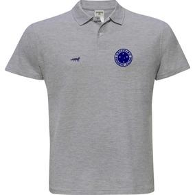 297241a95587e Camisa Polo Cruzeiro Azul Ou Branco Blusa Do Cruzeiro Polo