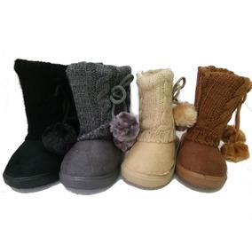 Botita Bota Zapato Invernal Invierno Frio Niñas Lote 9 Pares