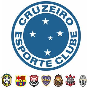 0779bf9412 Adesivos Escudo Da Sele o Brasileira - Acessórios para Veículos no ...
