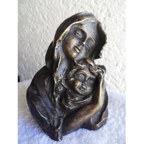 d2c6a53821c Madonna (virgen Con Niño Jesús) en Mercado Libre México