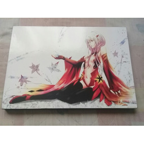 Cuadro Decorativo Anime Inori Guilty Crow 28 X 40 Cm 2e5a1332efde