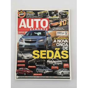 Revista Auto Sporte - Março 2011 - Nº 550 Etios Civic Jetta