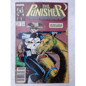 The Punisher Nº 19 - The Spider - Mike Baron - 1989
