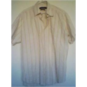 bf57d99803a Camisa Blanca Manga Corta Hombre - Camisas Manga Corta de Hombre ...