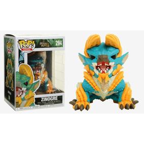 Funko Pop! Zinogre - Monster Hunter