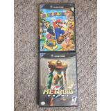 Juegos Gamecube Mario Party 7 Metroid Prime