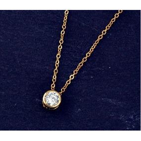 Collar Dije Diamante Dama Vintage Moda Bisuteria A0008