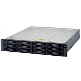 Storage Ibm Expansão Com Controladora, Cabos E 12 Gavetas