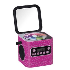 Caixa De Som My Style Beauty Box Fashion Br478 - Multikids