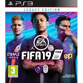 Fifa19 Ps3 - Mídia Digital- Psn Envio