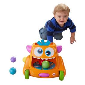 eccdce742eb Fisher Price Monstro Movimento E Bolinhas Divertidas - Brinquedos e ...