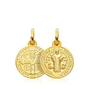 18664a5f5293 Cadena 14 Ktch Lior - Dijes y Medallas Oro Sin Piedras en Distrito ...