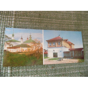 Cartão Postal Antigo Russo