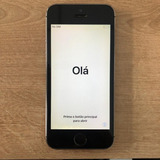 Iphone 5s 16gb Desbloqueado Original Anatel - Mancha Na Tela