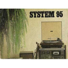 Manual Digitalizado Do System Gradiente 95 ( S95 ) Pdf