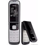 Celular Flip Nokia 2720 Câmera Op. Claro - Desbloqueado