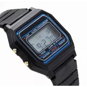 5430bee49cd Relogio Casio F91w Branco Pronta Classico Feminino - Relógios De ...