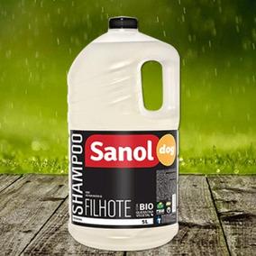 Shampoo Sanol Dog Filhotes 5l