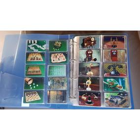 Coleção Pessoal De 904 Cartões Telefônicos, Muitos Raros