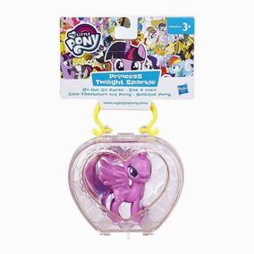 Figura My Little Pony Com Bolsa Hasbro