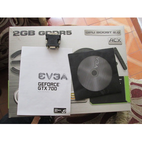Tarjeta De Video Gtx 760 2gb Para Reparar