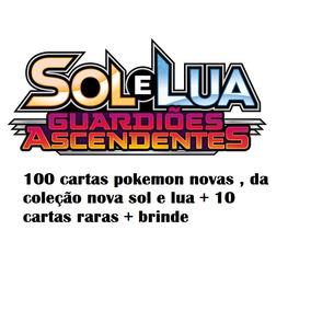 Cartas Pokemon 2gx+1ex+5raras ,15 Holograficas Total 100