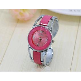 12f2eee3606 Relogio Aeropostale Rosa Feminino Pronta - Relógios no Mercado Livre ...