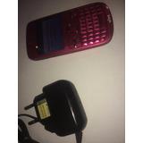 Celular Nokia C3 Rosa Usado