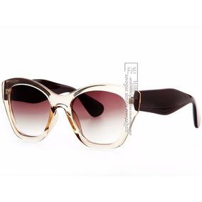Oculos De Sol Modelo Borboleta - Óculos no Mercado Livre Brasil 6d6c8a89f7