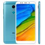 Xiaomi Mi Redmi 5 Plus 4gb 64gb Azul Dourado Preto + Brinde