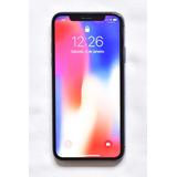 Iphone X + Película + Case