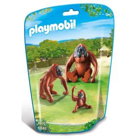 Playmobil 6648 Familia Orangutan
