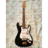 Guitarra Electrica, Amplificador Y Cable