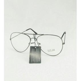 eebf12eb1d6a6 Armacao Óculos Caçador Grau - Óculos no Mercado Livre Brasil