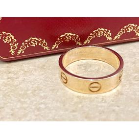 Anillo Cartier Love Oro Amarillo 18k Talla 59 O Talla 8 Tif