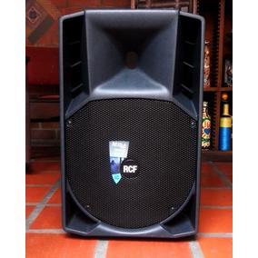 Corneta Amplificada Rcf Art725a Made In Italy Qsc Jbl
