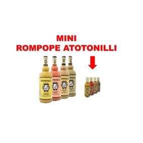 Botellas De Mini Rompope Atotonilli