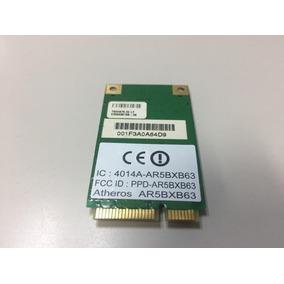 Tarjeta De Red Wireless Atheros Ar5bxb63 Para Portatil