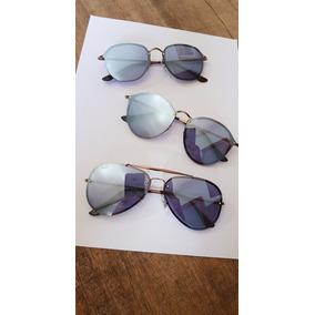 e78bd953eb0d5 Oculos De Sol Ray Ban Hexagonal Azul Agua - Óculos De Sol no Mercado ...
