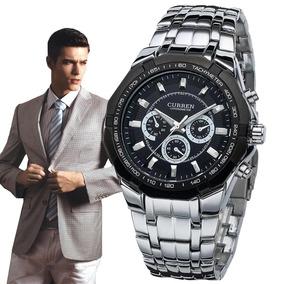 69c763639e07 Cuarzo Moderno Reloj De Pulsera - Relojes de Hombres en Mercado ...