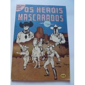 Edição Especial De Álbum Gigante (os Heróis Mascarados) Eba