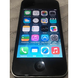 iPhone 4 8gb Usado - Preto - Funcionando 100% - Original