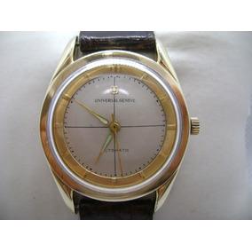 1e2725cc847f Reloj Geneva Hombre Negro Con Dorado - Relojes en Mercado Libre México