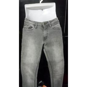 Jeans Negro Claro Berska T29
