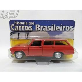 Miniatura Veraneio - Hist. Carros Brasileiros - Lacrado