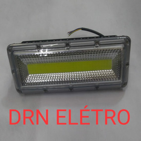 Refletor Linear Project-light 50 W Branco Frio Bivolt (100%)