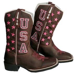 Bota Americana Feminina - Sapatos no Mercado Livre Brasil a37a883fecc