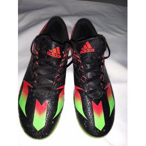 Tenis Futsal Adidas X 15.4 - Chuteiras Adidas de Futsal Preto no ... 741d71834596a