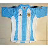 Camisa Argentina 2002 Listrada
