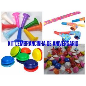 Kit Festa Lembrancinhas De Aniversario - 240 Mini Brinquedos
